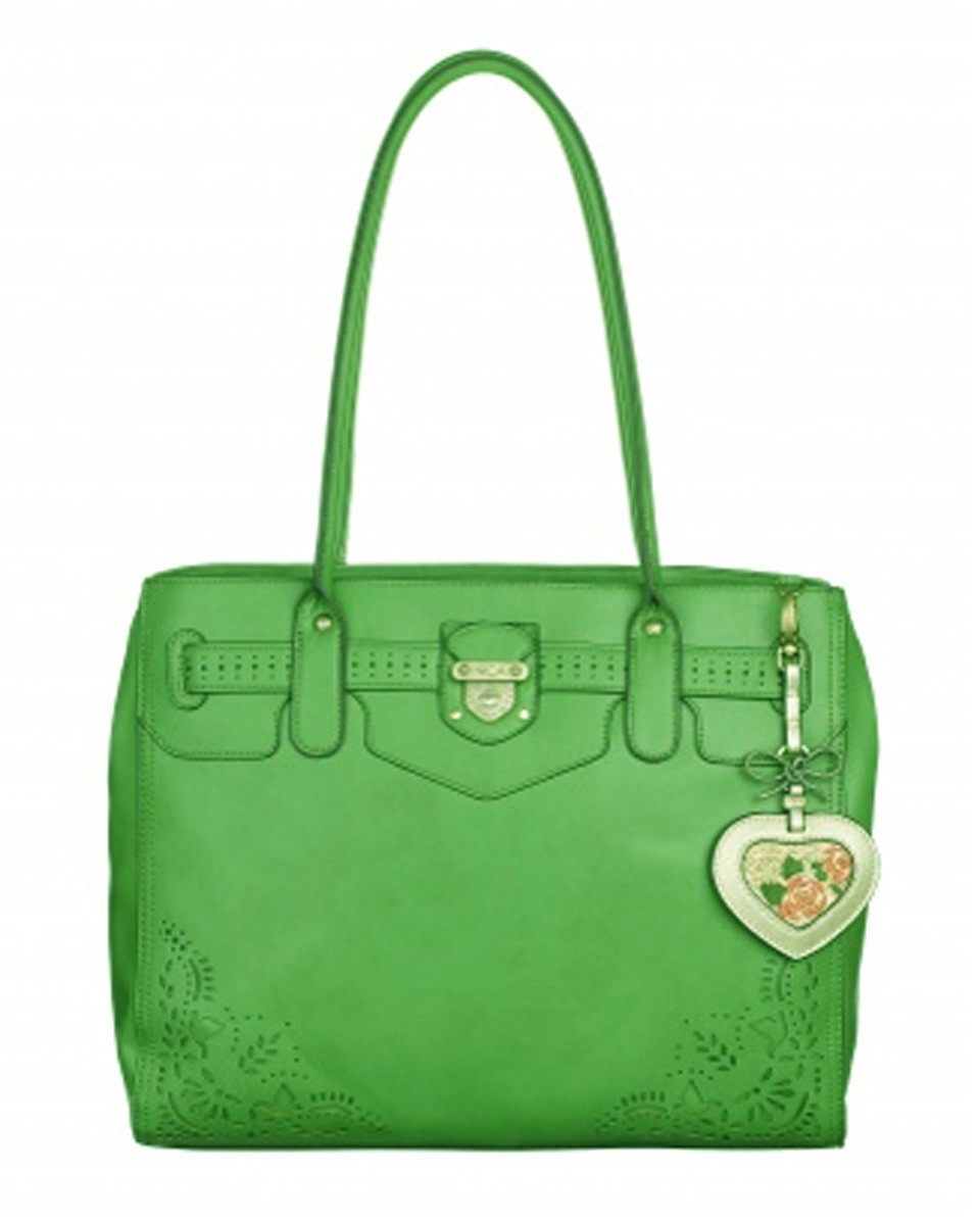 nica vegan vanino tote bag green 2 1 The Stylish, Sustainable and Affordable Christmas Gift Guide