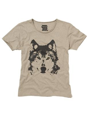 wolf face print tee 16fcb57b6ed2 Ethical Menswear   A Pressy Guide