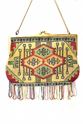 beaded handbag Affordable Ethical Fashion in the Sales