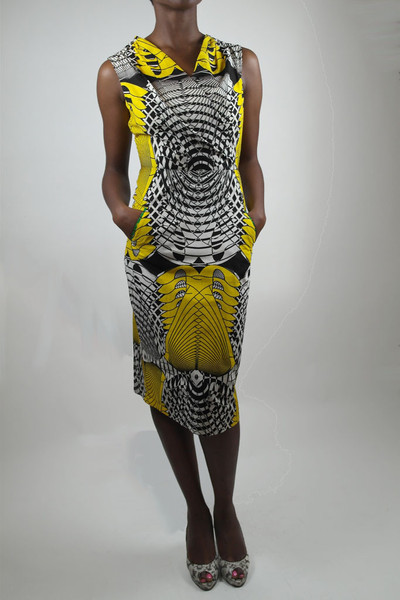 modahnik African Prints and Inspiration for 2013