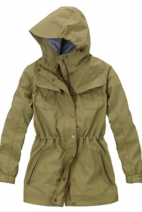 Abingdon Waterproof Parka Spring Wish List