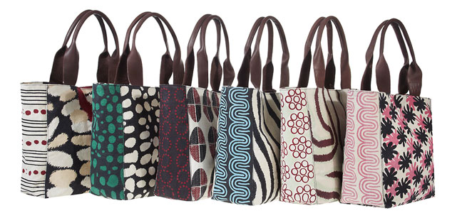 PINKO BAG FOR ETHIOPIA Some Interesting Sustainable Fashion Collaborations