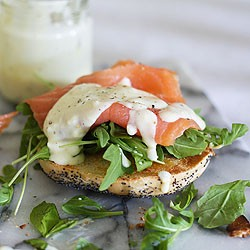 smoked salmon Eco Living   Spring Picnics