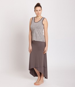 EKO Organic tube dress skirt