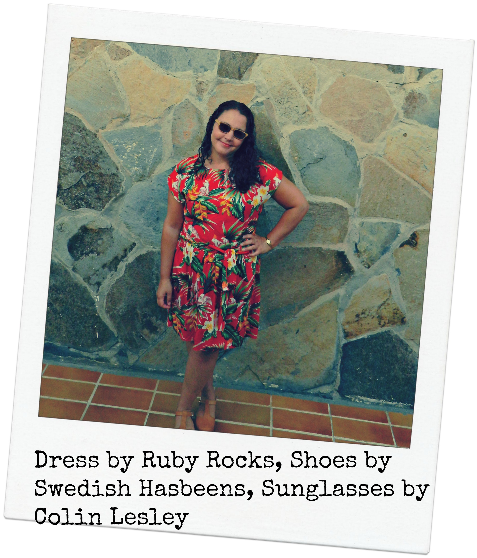 Ruby Rocks Dress