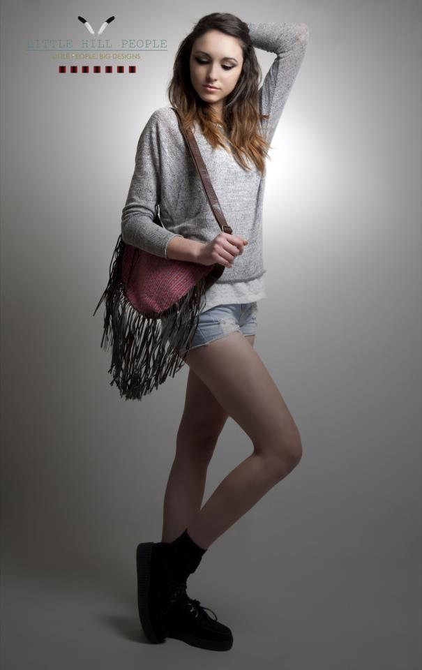 Fringe Hobo Bag The Story Behind the Brand   Little Hill People