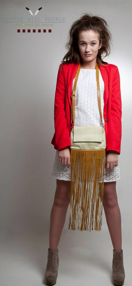 Fringe Messenger The Story Behind the Brand   Little Hill People
