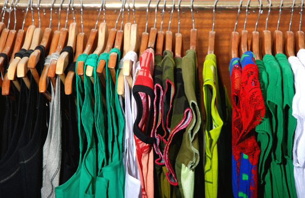 clothes Refresh your Wardrobe by Recycling