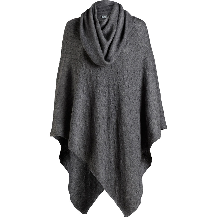 komodo poncho Fashion and accessory brands with feelings