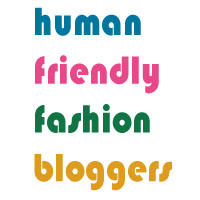 HFFB logo 200x200 Blog Action Day and the Human Friendly Fashion Bloggers