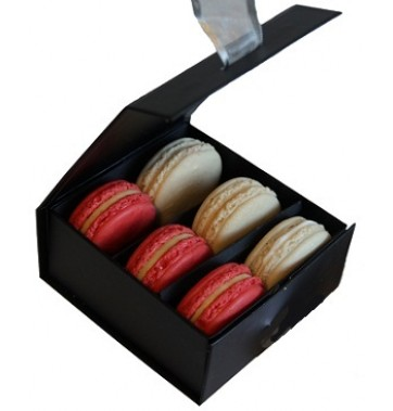 Rose and Champagne macaroons Eco Living   Christmas Shopping Stocking Fillers