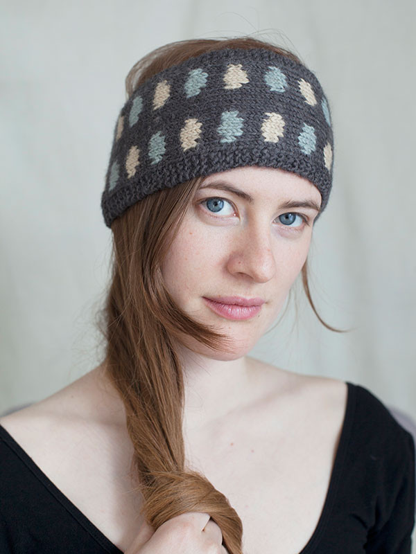 Fair trade headband Here Today, Here Tommorrow   Made in Nepal Collection