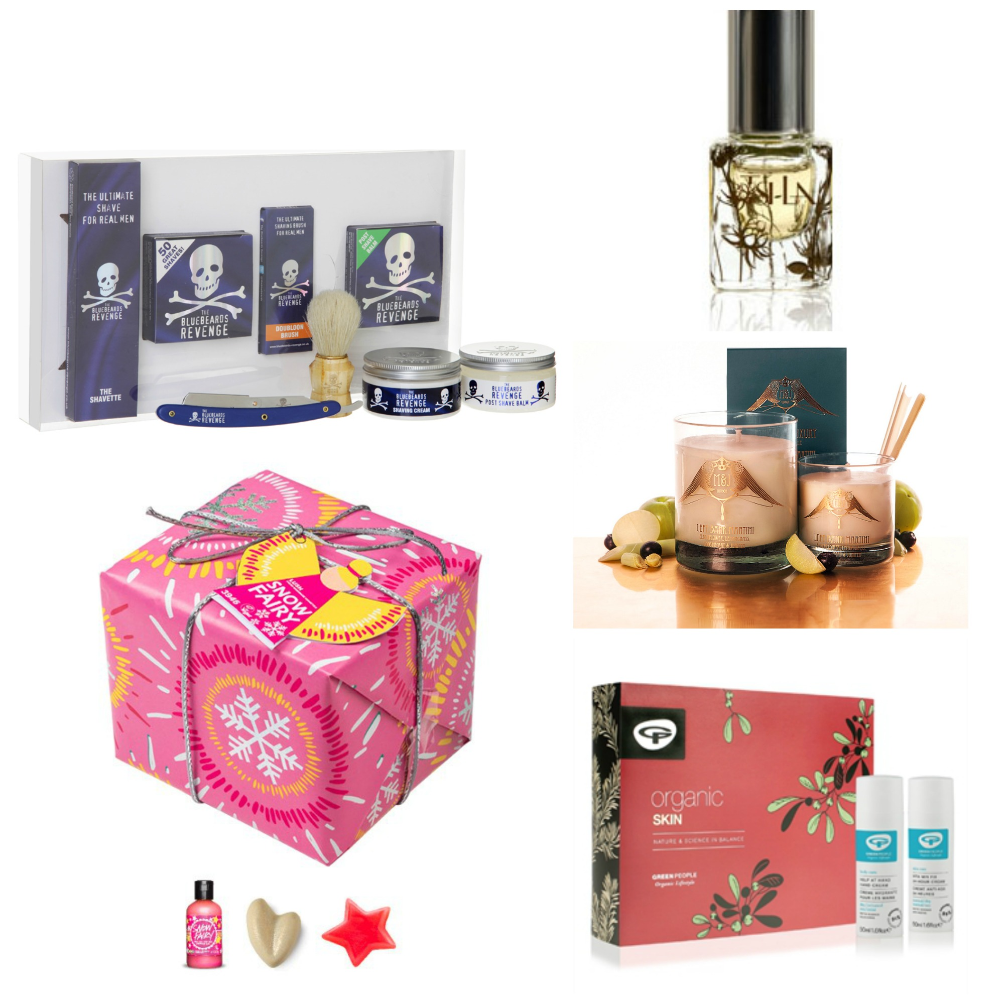 nb Natural Beauty Spot   Christmas Gift Guide