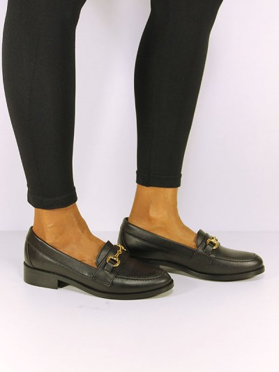 Wills T bar Vegan Loafer