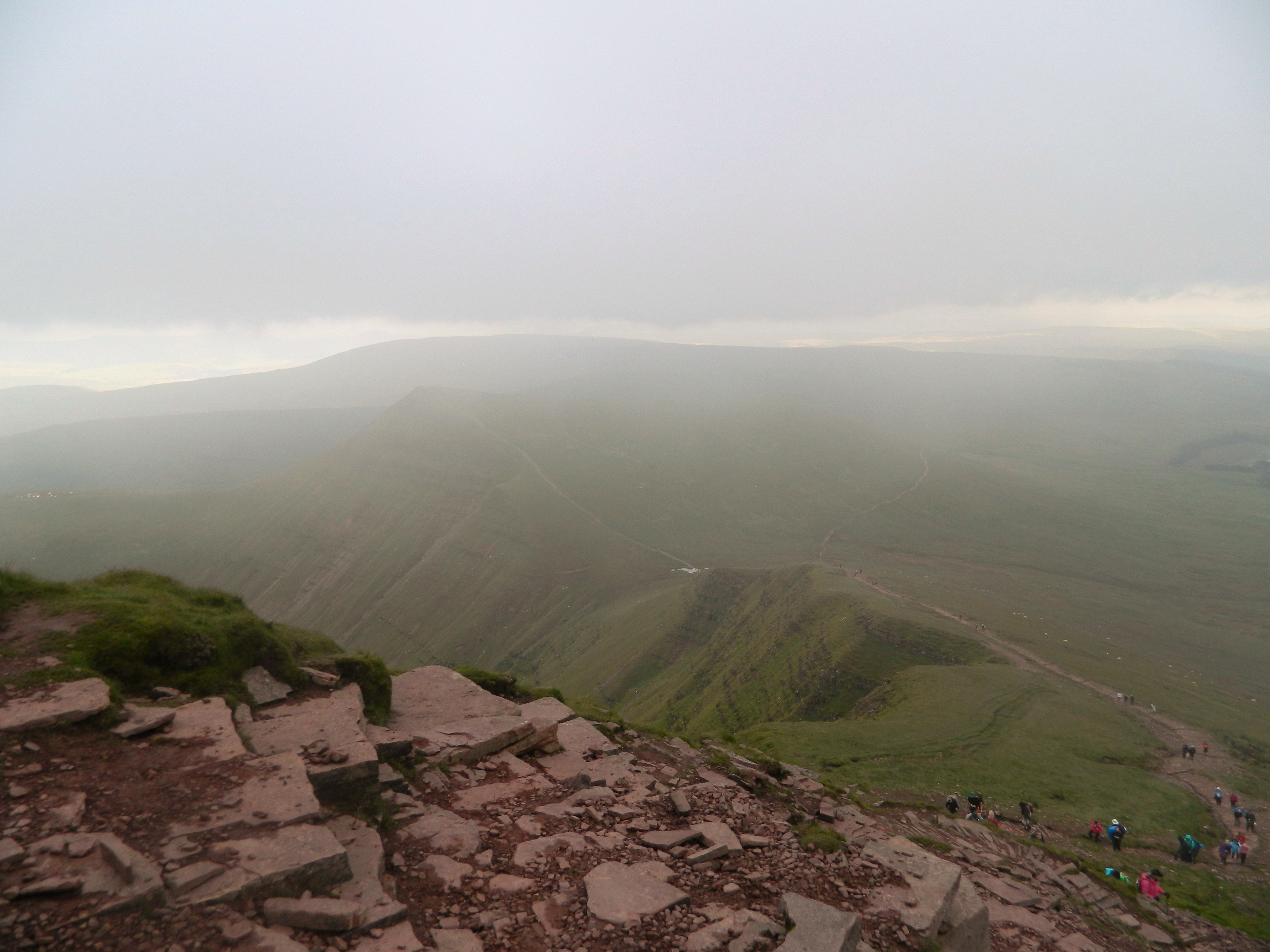 017 Trekfest 2014   The Brecon Beacons