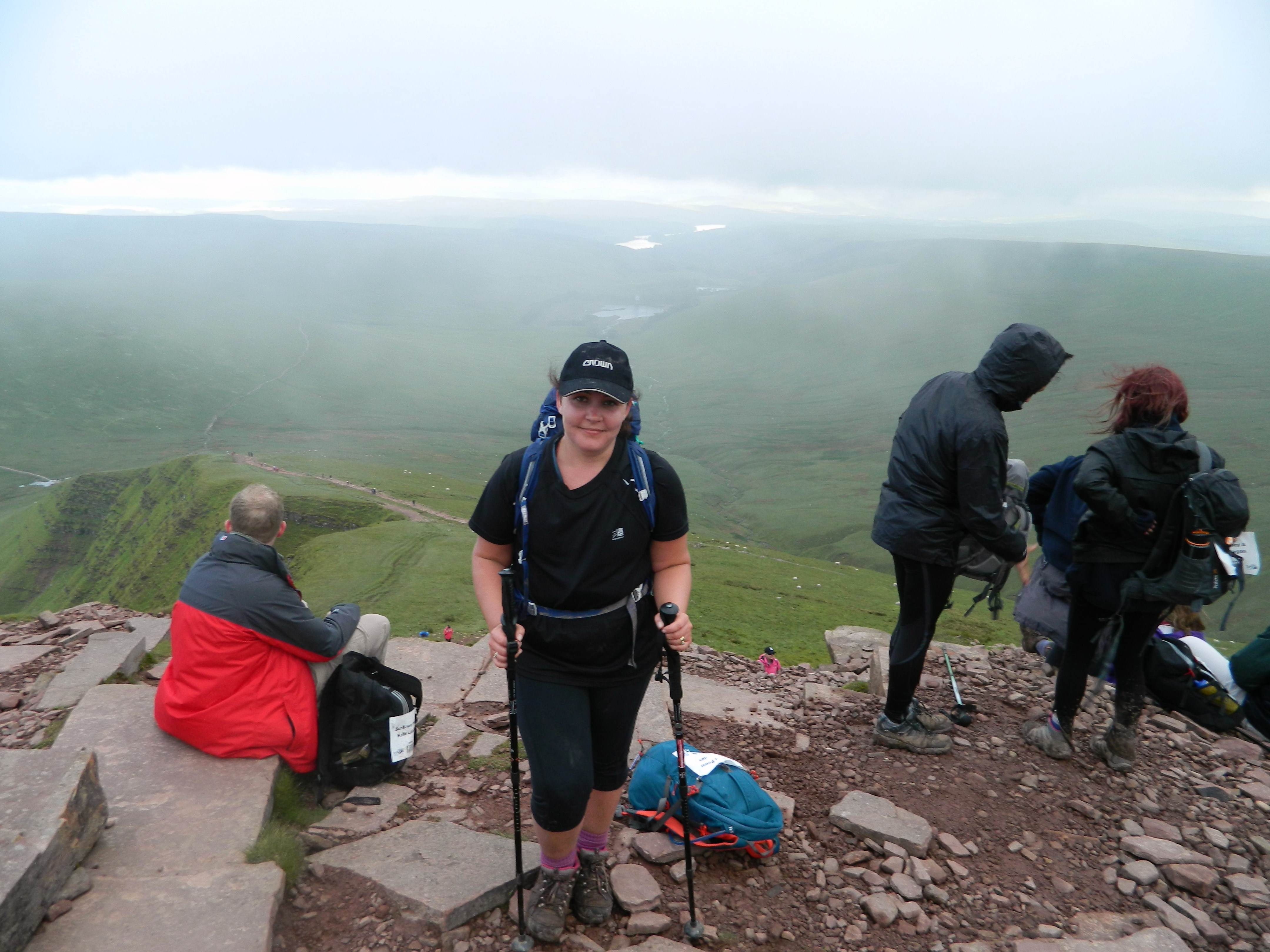 020 Trekfest 2014   The Brecon Beacons