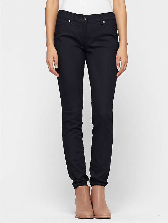 Eileen Fisher organic denim