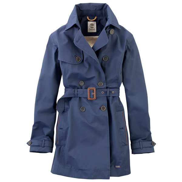 Timberland trench coat