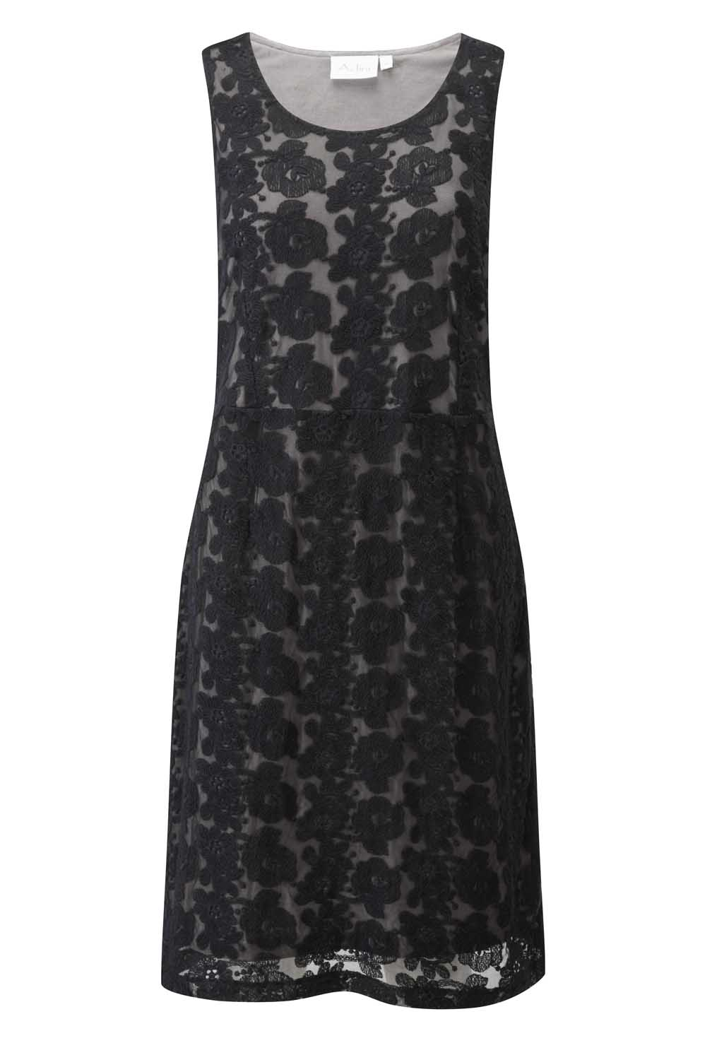 Milanese Lace Dress