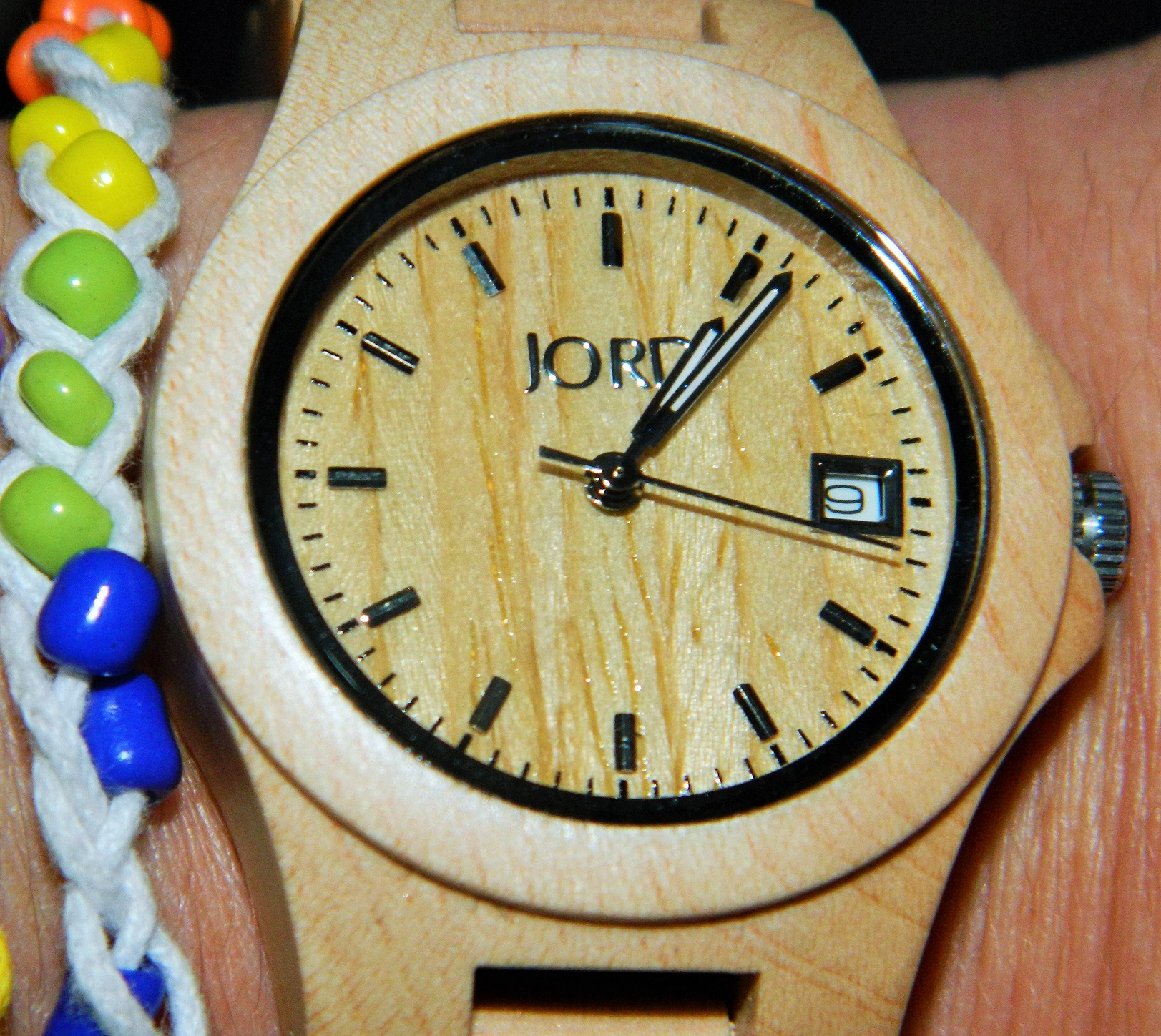 DSCN3356 3 JORD Wood Watch Review