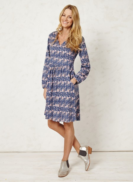 Esmay Bea Paisley Dress Braintree Clothing for a Thoughtful Spring