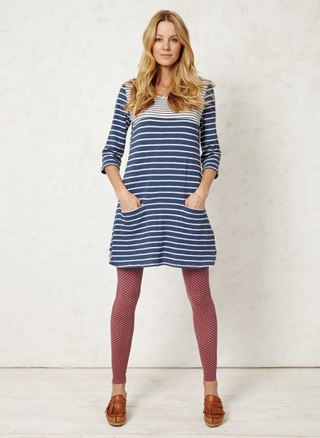 Paris Stripe Tunic