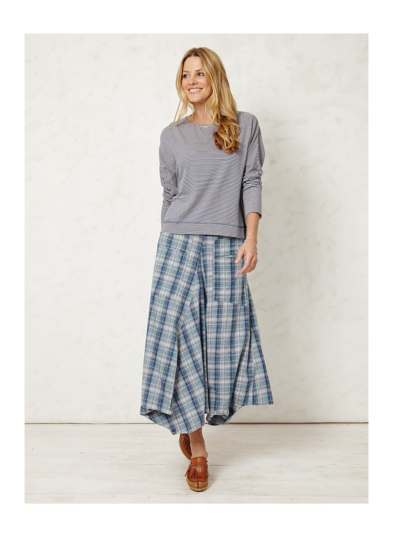 Zinnia Plaid check skirt Braintree Clothing for a Thoughtful Spring