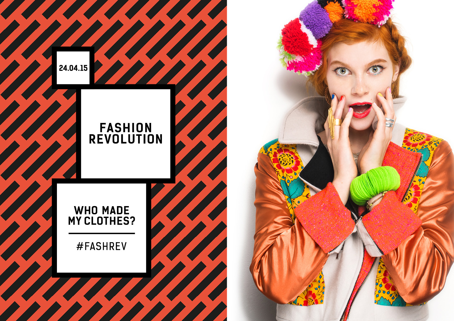 fr Who Made My Clothes? Fashion Revolution Day