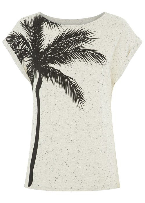 palm tree tee in beige 3f40104bf1ba People Tree  Sale and an Extra 10% Off