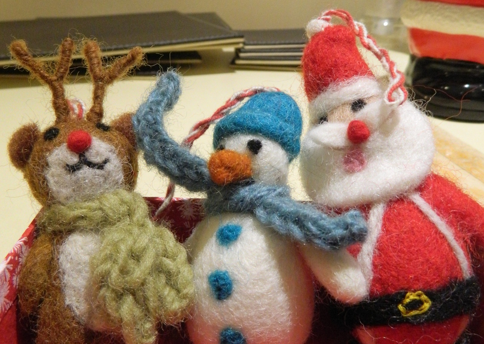 Whitestuff decorations